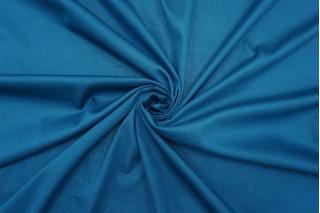 Трикотаж рибана сине-бирюзовый IDT-P40 06042120