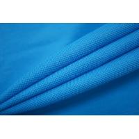 Трикотаж пике синевато-голубой IDT-Q70 06042136