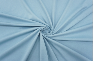 Тонкий трикотаж светло-голубой IDT-R20 06042154