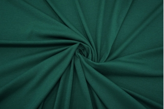 Трикотаж рибана хвойно-зеленый IDT-P50 06042170