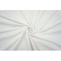 Тонкий трикотаж со льном белый IDT-S70 08032121