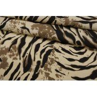 Твил плательный хлопковый тигр IDT-G6 25032107