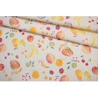Хлопок рубашечно-плательный фрукты IDT-G6 25032113