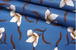 Подкладочная ткань цветы IDT-BB40 25032115