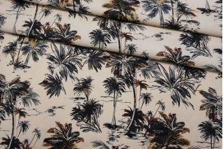 Хлопок рубашечно-плательный пальмы IDT.H-A50 25032118