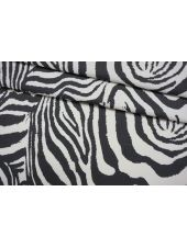 Костюмно-плательная джинса зебра IDT.H-V50 25032119