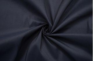 Хлопок тонкий рубашечный сине-черный FRM-T2 27022138