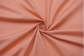 Поплин-стрейч персиковый FRM-G2 27022151