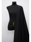 Поплин-стрейч плотный рубашечный черный FRM-B40 27022155