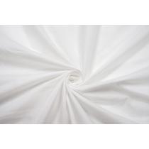 ОТРЕЗ 1,7 М Хлопок тонкий рубашечный белый FRM-(31)- 27022168-1