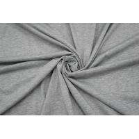 Тонкий трикотаж серый меланж IDT.H-S50 28042113