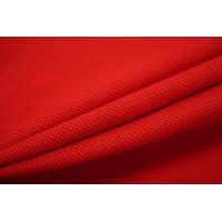 Трикотаж пике красный IDT-Q60 28042116