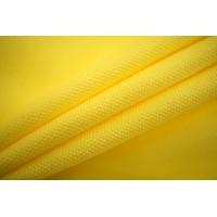 Трикотаж пике желтый IDT-Q10 28042158