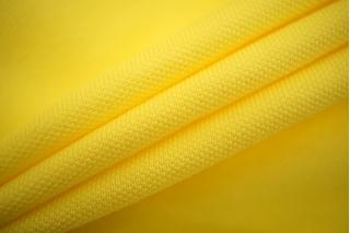 Трикотаж пике желтый IDT.H-Q10 28042158