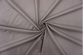 Экокожа тонкая на вискозе серо-кофейная FRM-U70 02062106
