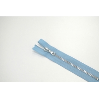 Молния металлическая Riri голубая 12 см 02072129