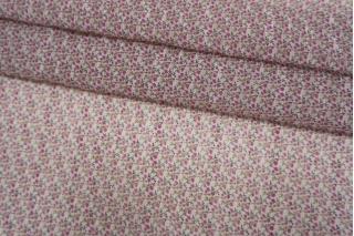 Креш-шифон шелковый цветы BRS-O50 03052106
