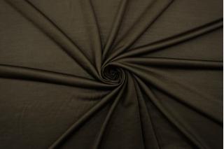 Трикотаж шелковый коричневый-Y20- 03052115