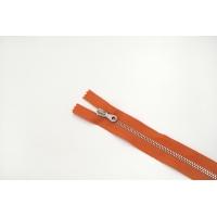 """Молния металлическая """"Lampo"""" оранжевая 16 см B5 03072143"""