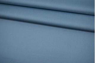 Хлопок для тренча синий Burberry BRS.H-G70 05062103