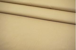 """Тонкая курточная ткань песочно-бежевая """"Burberry"""" BRS.H-F20 05062105"""