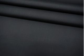 Поплин рубашечный черный BRS-B40 05062109