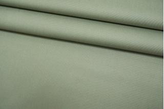Костюмно-плательный хлопок под джинсу припыленный шалфей BRS-C70 05062112