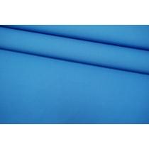 ОТРЕЗ 1,2 М Поплин мерсеризованный рубашечный ярко-голубой BRS-(30)- 05062115-1