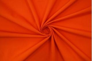 Поплин мерсеризованный рубашечный ярко-коралловый BRS-A20 05062121