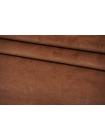 ОТРЕЗ 1,5 М Костюмно-плательный велюр светло-коричневый BRS-(22)- 05062137-1