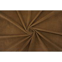 Вельвет плательный коричневый BRS.H-K50 05062140