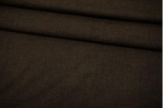 Хлопок-стрейч рубашечно-плательный коричневый BRS-B10 05062155
