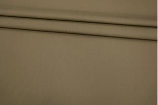 Хлопок Burberry водоотталкивающий темно-бежевый BRS-V20 05062161