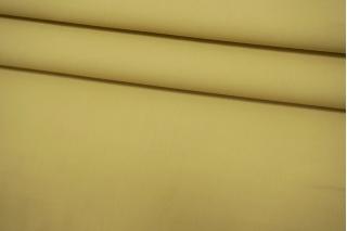 Хлопок-стрейч светло-горчичный BRS-С30 05062184