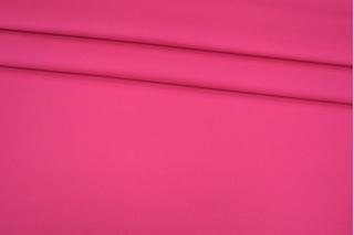 Хлопок костюмный диагональный ярко-розовый BRS-C50 05062188