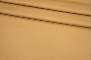 Хлопок костюмно-плательный диагональный желто-бежевый BRS-C30 05062191