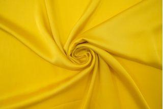 Атлас вискозный тонкий желтый BRS-J40 05062195