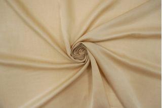 Блузочный шелковый сатин песочно-бежевый BRS.H-N20 06062101