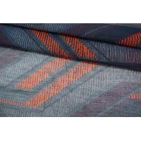 Батист шелковый с хлопком синий BRS-N30 06062106