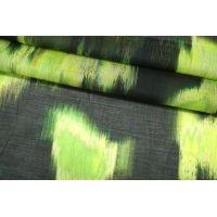 Батист черно-зеленый BRS 06062111