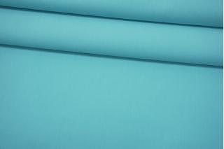 Плащевый хлопок под велюр голубой BRS.H-G70 06062114