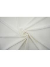 Крепдешин шелковый белый TRC-N50 07072106