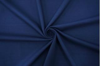 Джерси вискозный темно-синий TRC-Y30 07072126