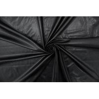 Экокожа тонкая на вискозе черная NST-F50 08062110