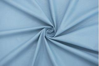 Экокожа тонкая на вискозе голубая NST-U50 08062116