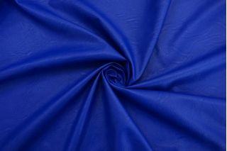 Экокожа на вискозе ярко-синяя NST-F60 08062123