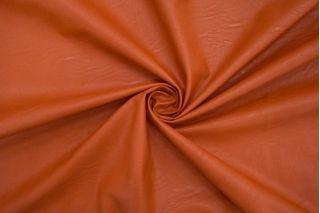 Экокожа на вискозе рыжий терракот NST-F70 08062129
