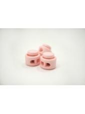 Фиксатор для шнурка пластик нежно-розовый 10072111