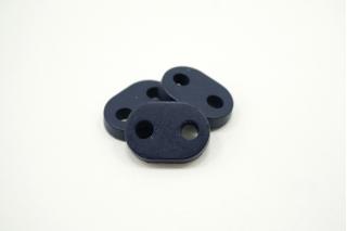 Стопор пластиковый под резину темно-синий 10072125