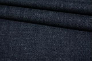 Джинса плотная черно-синяя TRC 12072107